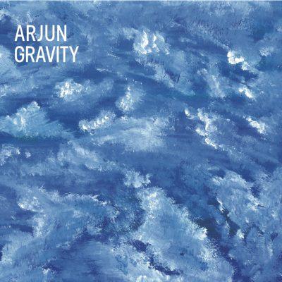 ARJUN GRAVITY album cover jpeg